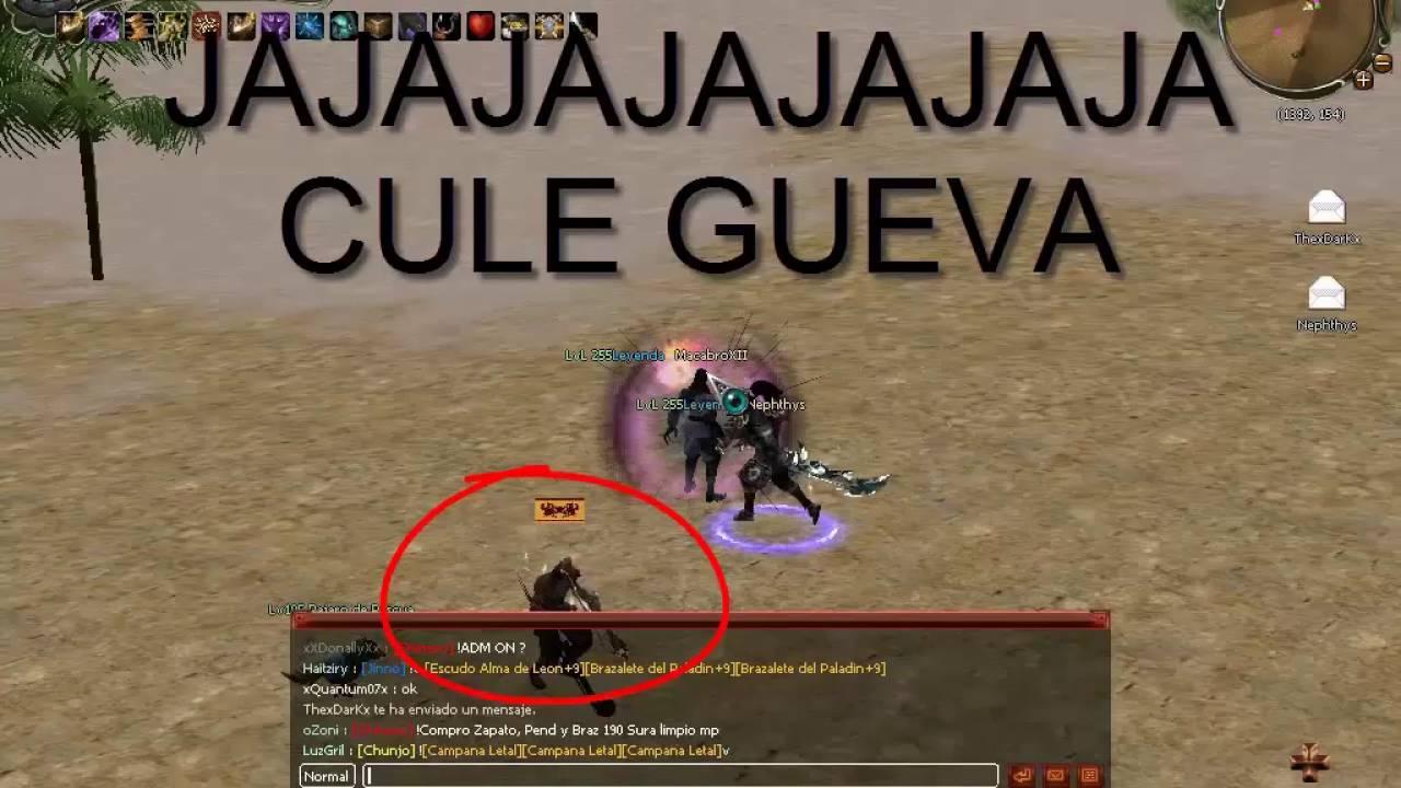 Metin2 Ninja >> METIN2 EVOLUTION RONDA (PERDER EL TIEMPO) - YouTube