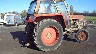 Zetor Crystal 8011 Tractor