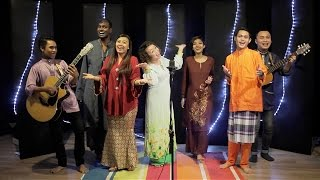 "[COVER] ""Suasana Hari Raya"" Anuar Zain & Ellina by #PurposeTalents"