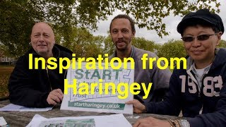 Fantastic solution to the London Housing Crisis - StART Haringey