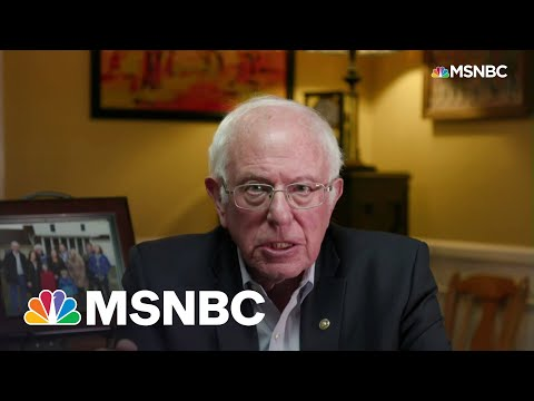 'Be Bold, Go Big': Sen. Bernie Sanders On How Democrats Can Hold Onto Power | All In | MSNBC