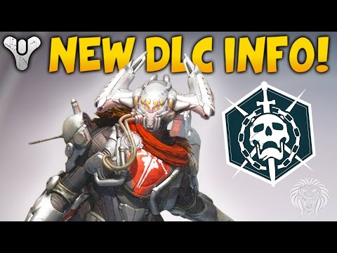 Destiny: RISE OF IRON NEWS! Reef Raid, Fallen Enemy, New Earth Area, Expansion Size & More!