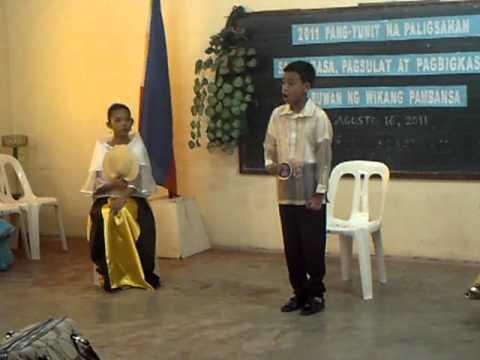 Balagtasan 2011 (Bancal Elementary School)