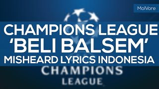 Champions League Anthem
