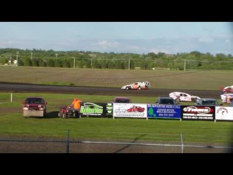 Modified Heat 2 @ Benton County Speedway 05/29/17