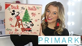 PRIMARK DISNEY ADVENT CALENDAR 2018 / Eltoria
