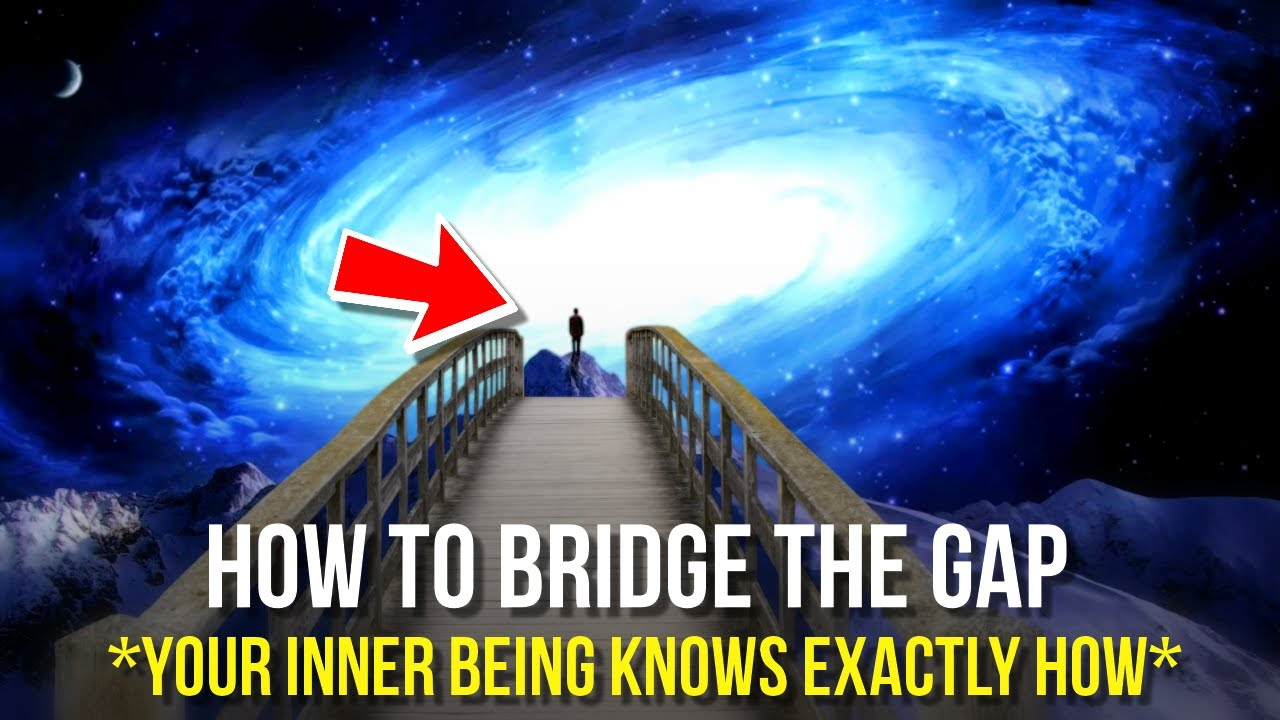 Abraham Hicks - Bridge The Gap To Your Desire (law of attraction)