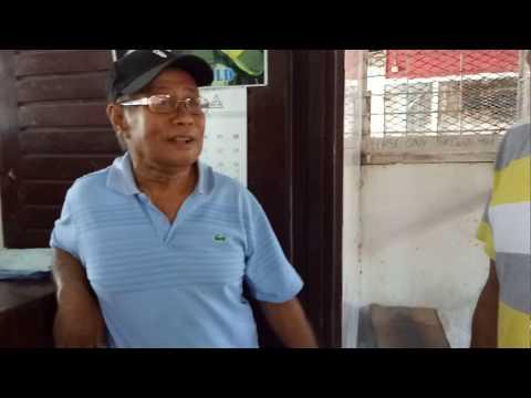 """Keturunan wong Semarang kerjo Reparasi Sepatu neng """"Suriname"""""""