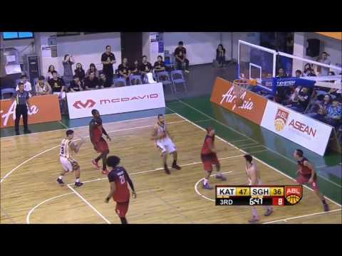 王信凱 Full Highlights 2017.02.01 2016-2017 ABL VS Saigon Heat - 6Pts, 2Ast ,ABL處女秀