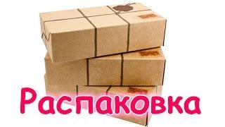 Семья Бровченко. Распаковка 6-ти посылок. (12.16г.)