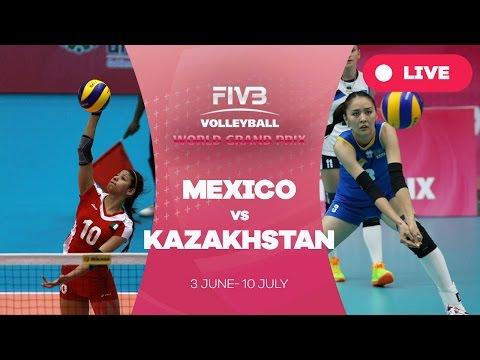 Mexico v Kazakhstan - Group 3: 2016 FIVB Volleyball World Grand Prix