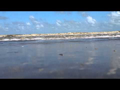 Guyana sea water