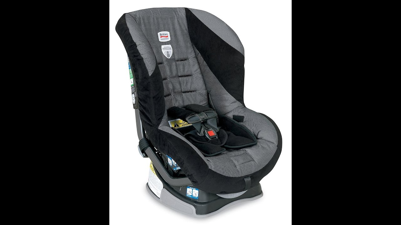Britax roundabout g4 convertible car seat onyx by
