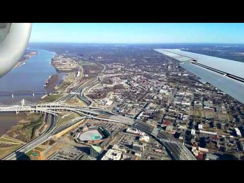 Louisville, KY Approach/Landing