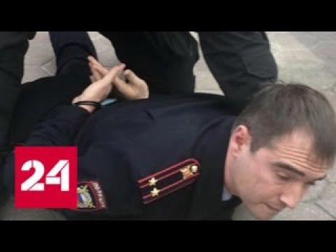 Смотреть Коррупционная лихорадка: отчего трясет полицию подмосковного Чехова - Россия 24 онлайн