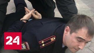 Коррупционная лихорадка: отчего трясет полицию подмосковного Чехова - Россия 24