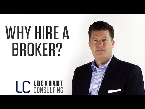 Why Hire a Broker
