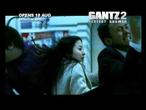 GANTZ 2 Perfect Answer  Movie  English Subtitles
