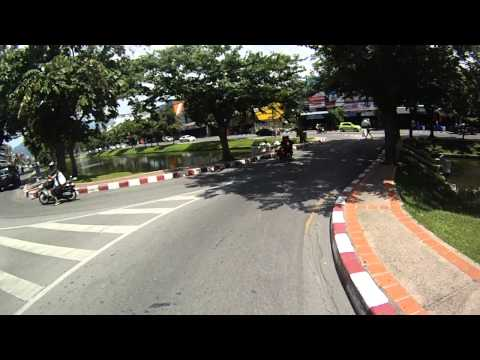 Cycling In Chiang Mai City