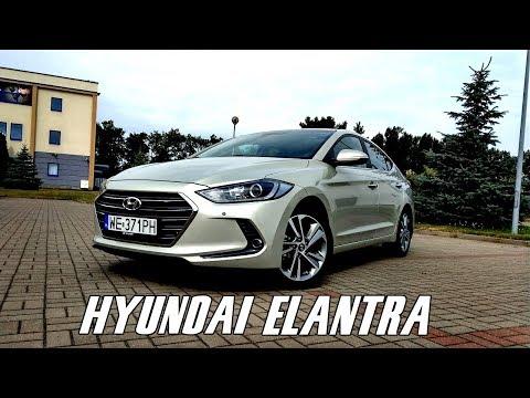Hyundai Elantra (2017) 1.6 CRDi 7DCT 136KM - test, recenzja, review koreańskiego sedana