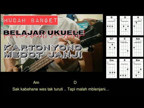 Kunci Lagu Kartonyono Medot Janji Ukulele Senar 3 | Baixar ...