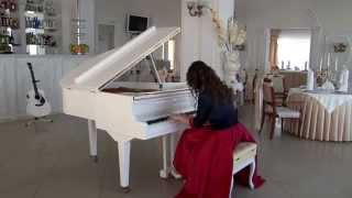 Vivaldi - Storm (Summer) piano version...