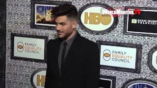 Скачать Darren Criss Adam Lambert 2014 Family Equality Council 39 S Annual LA Awards Dinner