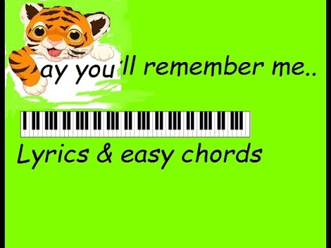 taylor swift - wildest dreams lyrics and chords easy to learn - YouTube