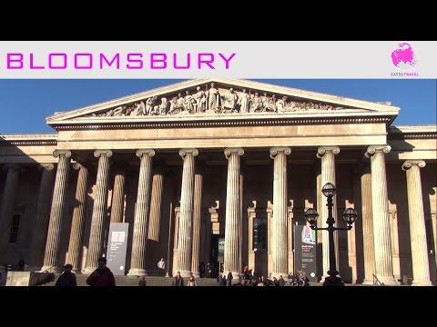 Walking Tour of London Bloomsbury