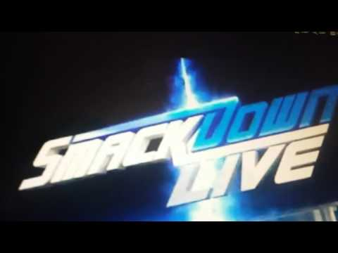 WWE SMACKDOWNLIVE LOGO