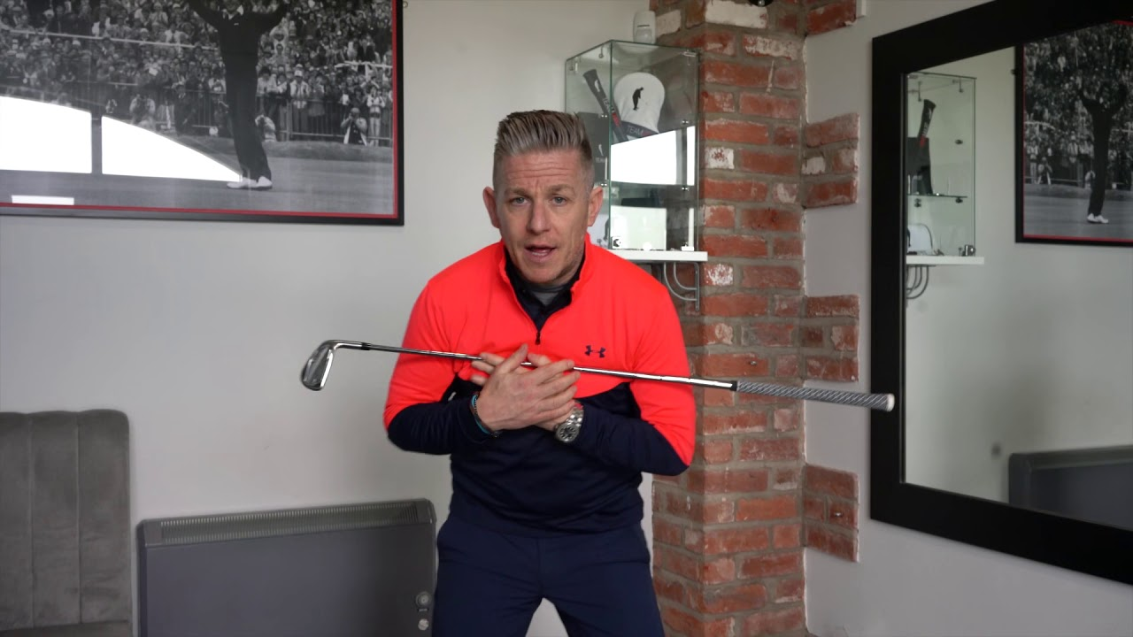 How your hips move in the downswing
