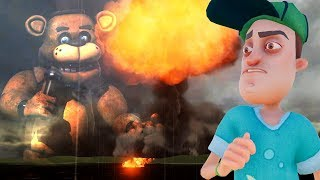 We Tried To Stop a Tornado Disaster with a Nuke But Blew Up My House Instead in Garry's Mod (Gmod)