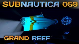 🌊 SUBNAUTICA [059] [Ganz tief im Grand Reef] Let's Play Gameplay Deutsch German thumbnail
