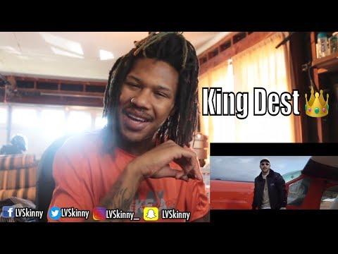 King Dest Ft. Dizzy Dros - Todo Bien / Hna Bikher (Reaction Video)