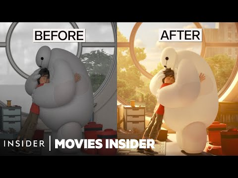Why Lighting Animated Movies Is So Complicated | Movies Insider