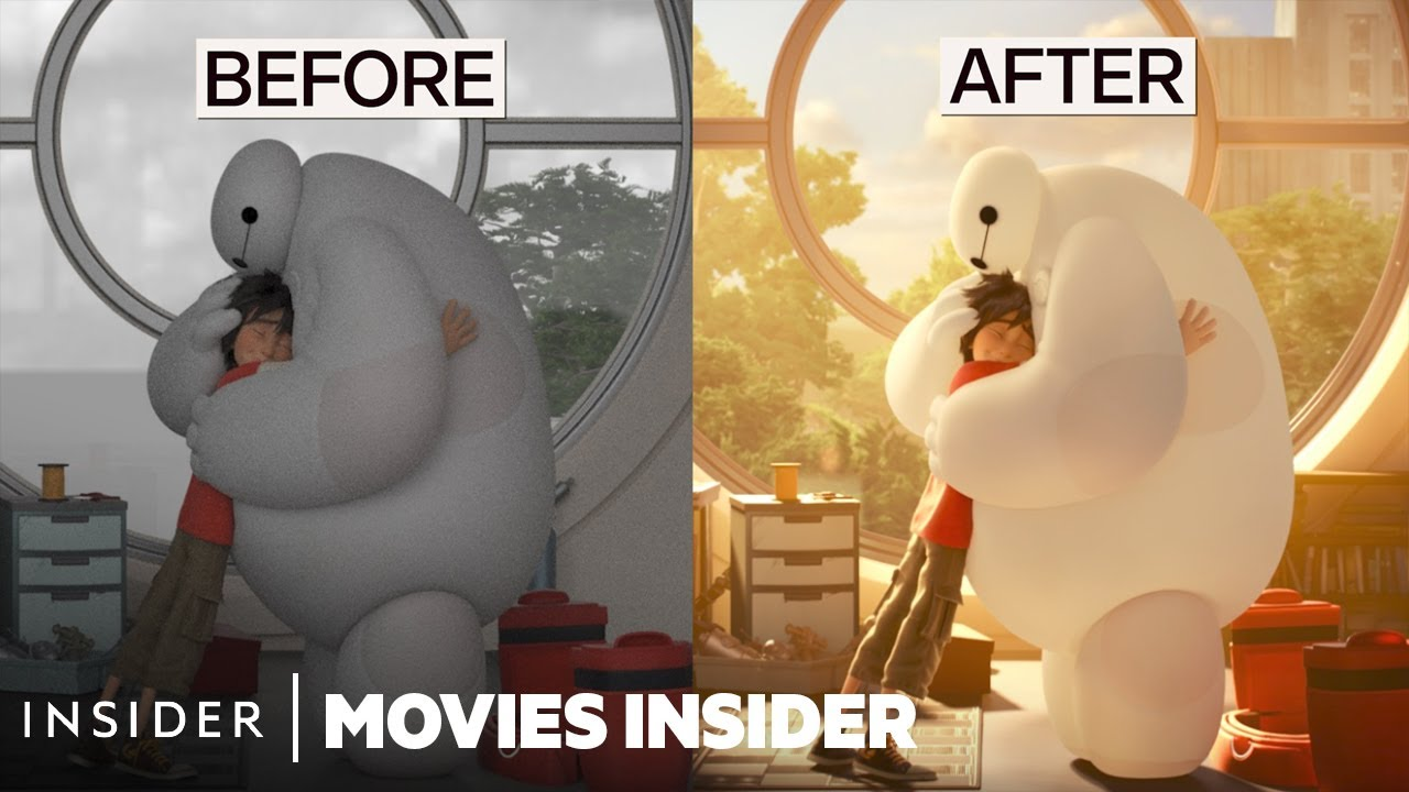 Download Why Lighting Animated Movies Is So Complicated   Movies Insider