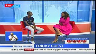 Friday Guest: Comedian Njugush - 13th Oct 2017