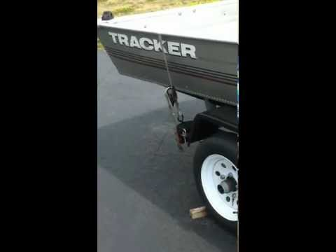 2007 Tracker V12 12' Boat For Sale - Appleton, WI.