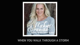 Malena Ernman - You'll Never Walk Alone (Lyric Video)