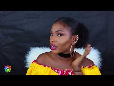 African Wonder Queen Look (Sierra Leone beauty)