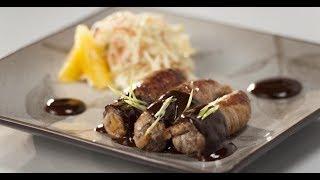 Кулинарная импровизация: булгур с овощами, рулетики из свинины с коул-слоу | Маргарита и мастера