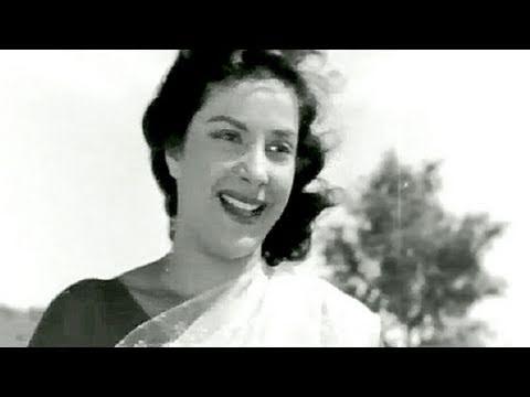 Panchhi Banoo Udti Phiroon - Lata Mangeshkar, Nargis, Chori Chori Song