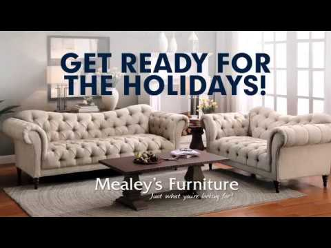 Thanksgiving Sales Event At Mealeyu0027s Furniture