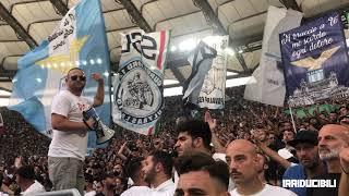 """""""Ecco siamo in Curva Nord ad aspettar"""" Lazio Roma 01/09/2019"""