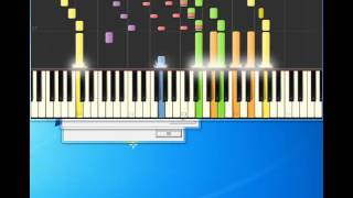 Smokey Robinson   Track Of My Tears [Piano tutorial by Synthesia]