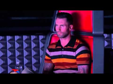 The Voice 2015 ✰ Top 10 Knockouts ✰ Ashley Morgan VS  Heartbreaker