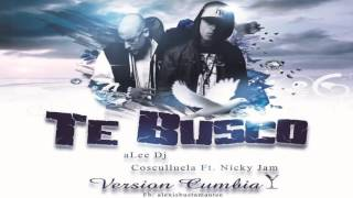 aLee Dj - TE BUSCO - (Version Cumbia)