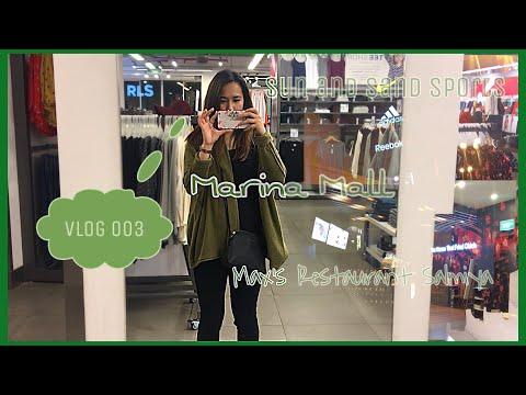 Vlog 003 | Marina Mall / Max's Restaurant/ Sun and Sand Sports, Salmiya, Kuwait