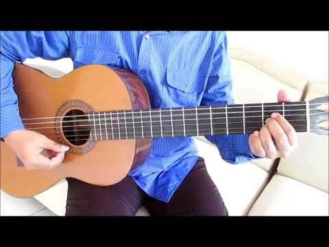 Belajar Gitar Untuk Pemula - Belajar Petikan Dasar 4 - Ungu Andai Ku Tahu