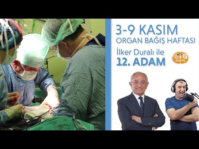 Prof. Dr. Hasan Taşçı - Organ Bağış Haftası - Lig Radyo - 03.10.2017